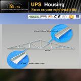 El SGS certificó la casa modular prefabricada económica con dos dormitorios