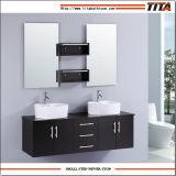 純木の浴室の家具Vanity/Bath Furniture/Bathのキャビネット(T9011)