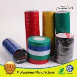 Резиновый размер журнала ленты электрической изоляции PVC клея