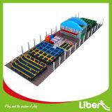 Libenの専門の製造業者の大きい屋内トランポリン公園