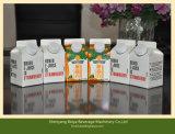 Macchinario di materiale da otturazione della bevanda della scatola del succo di arancia (BW-2500B)