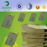 Bolsa de papel revestido Growing impermeable biodegradable del carbón de fruta para la protección del mango