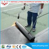 Membrana impermeable modificada Sbs/APP del betún de la barrera del agua y del vapor del fabricante
