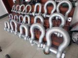 G2150大きい造られた鋼鉄索具の弓アンカー旋回装置の手錠