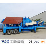 최신 Selling 및 High Quality Portable Crushing Plant