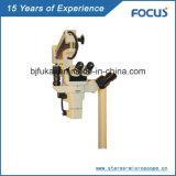 Microscopio quirúrgico dental Ent del funcionamiento del LED