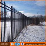 電流を通された錬鉄の機密保護の庭の塀デザイン