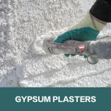 La pente de construction de HPMC utilisée en gypse a basé le plâtre