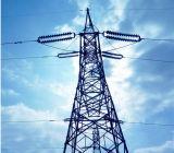 Torre de acero de la transmisión del ángulo de la pierna de la potencia 4