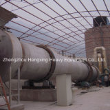 Secador giratório usado para a serragem, areia, escória, Vinasse (Dia600X6000)