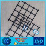 Plastic/PP zweiachsiges Geogrid verwendet, um den Abzugskanal zu erhöhen