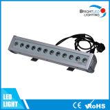 DMX512 또는 DMX512A LED 벽 세탁기 15W