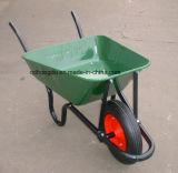 Carrinho de mão de roda da qualidade Wb1205 de Hight
