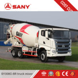 (r) 8m3 Sany Sy308c-8のトラックのミキサー
