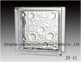 Пузырь/двойная звезда/кирпич вала/ромбовидного узора стеклянный/стеклянный блок