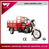 Motocicleta de la rueda del cargo 125cc/150cc/200cc tres