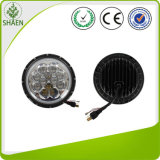 7 CREE LED Headlight de la pulgada 60W Round para Jeep