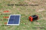 Kit a energia solare domestico 270wh di energia solare di fuori-Griglia del generatore