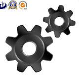 Soem-Edelstahl CNC-maschinell bearbeitenteile für Auto-Gang/Ritzel