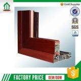 Раздвижные двери самомоднейшего входа алюминиевые (WJ-alu-SD01)