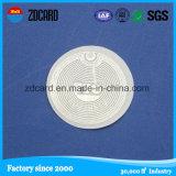 Etiqueta elegante impermeable programable de ISO1443A NFC