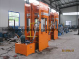 Chaîne de production en acier de vulcanisateur de plaque de bande de conveyeur de cordon Xlb-Q 2400*10000