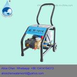 Nettoyeur à haute pression 200bar 1kw avec des roues