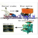 De hete Machine van de Briket van de Houtskool van de Vorm van het Hoofdkussen van de Verkoop