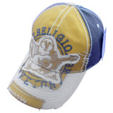 Gorra de béisbol lavada popular con Niza la insignia Gjwd1716