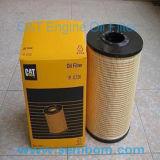 Filtro de aceite de motor del alto rendimiento para el excavador/el cargador/la niveladora de la oruga