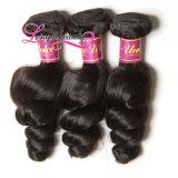 Волна волос Unprocessed людской девственницы дешево 100% индийская