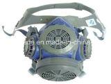 Het dubbele Gasmasker van het Gezicht van de Filter Halve, de Halve Ademhalingsapparaten van het Masker van het Gezicht