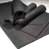6mm, 8mm, половой коврик резины гимнастики 10mm черный SBR