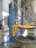 Stahlschöpflöffel-Heizungs-Stahlschöpflöffel-Heizsystem