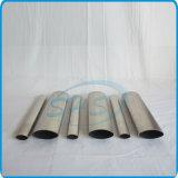 Pipes ovales elliptiques d'acier inoxydable pour la rambarde de balcon