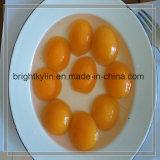 Pêssegos amarelos enlatados com melhor preço