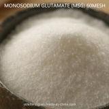 кристалл Msg мононатриевого глутамата мешка 25kg Kraft белый (8-120mesh)