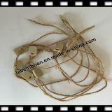 Tag plásticos normais do cair da corda para vestuários, sapatas, sacos, (ST011)