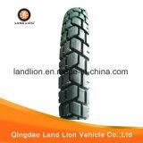 Neumático excelente 2.75-17 de la motocicleta de la calidad de la fuente de la fábrica del león de la pista