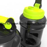 Оптовая бутылка воды 2.2L PETG пластичная с контейнером
