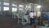 Separador magnético de rolo de alta intensidade seca para eliminar o material ferromagnético