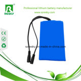 48V 9ah LiFePO4 Lithium-nachladbare Batterie-Satz für Roller