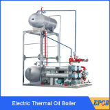 20ton新しい技術の石油燃焼の熱油加熱器への1