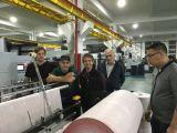 2017 den nicht gesponnenen Beutel Heiß-Verkaufend, der Maschine herstellt