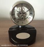 Relógio de mesa de mesa de madeira sólida de alta qualidade K8064
