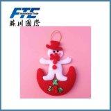 Boneca do presente da decoração da árvore de Natal