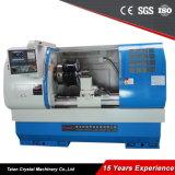 Máquina horizontal del torno de la reparación de la rueda de la aleación del CNC (CK6177)