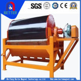 Tambor magnético permanente de la alta calidad/de la tubería/separador automático/magnético seco estupendo para la lavadora del oro