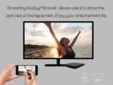 Androïde androïde 7.0 de cadre de la performance grande TV