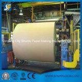 Nuevo tipo rodillo enorme de la condición 1092m m del papel de Kraft que hace la cadena de producción máquina